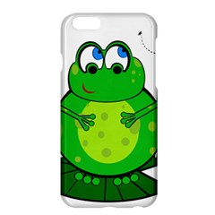 Green Frog Apple Iphone 6 Plus/6s Plus Hardshell Case