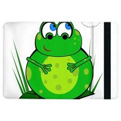 Green Frog iPad Air 2 Flip
