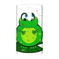 Green Frog LG G3 Back Case