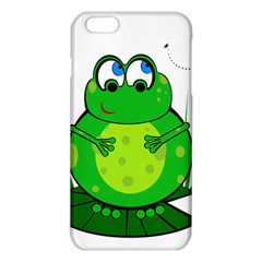 Green Frog iPhone 6 Plus/6S Plus TPU Case