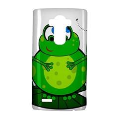 Green Frog Lg G4 Hardshell Case