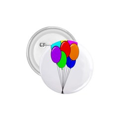 Colorful Balloons 1.75  Buttons