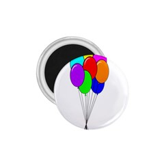 Colorful Balloons 1.75  Magnets