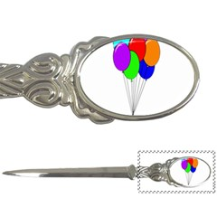 Colorful Balloons Letter Openers