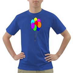 Colorful Balloons Dark T-Shirt