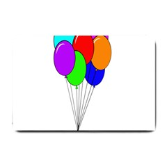 Colorful Balloons Small Doormat