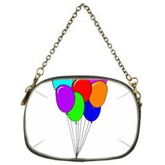 Colorful Balloons Chain Purses (one Side)