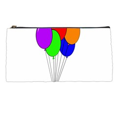 Colorful Balloons Pencil Cases