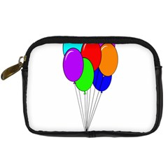 Colorful Balloons Digital Camera Cases