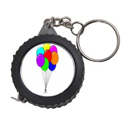 Colorful Balloons Measuring Tapes