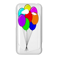 Colorful Balloons HTC Droid Incredible 4G LTE Hardshell Case
