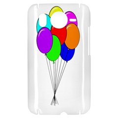 Colorful Balloons HTC Desire HD Hardshell Case
