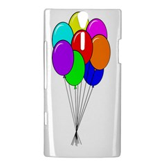 Colorful Balloons Sony Xperia S