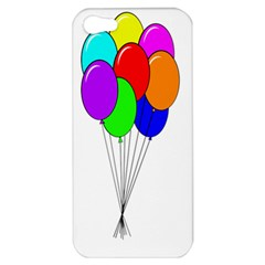 Colorful Balloons Apple iPhone 5 Hardshell Case