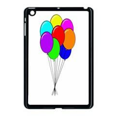 Colorful Balloons Apple Ipad Mini Case (black)