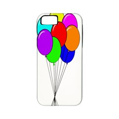 Colorful Balloons Apple Iphone 5 Classic Hardshell Case (pc+silicone)