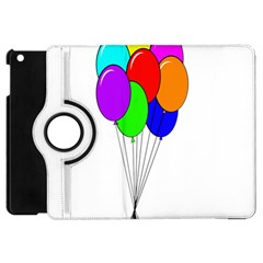 Colorful Balloons Apple Ipad Mini Flip 360 Case