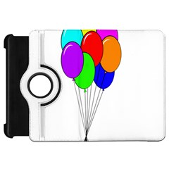 Colorful Balloons Kindle Fire HD Flip 360 Case
