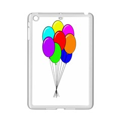 Colorful Balloons iPad Mini 2 Enamel Coated Cases