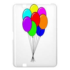Colorful Balloons Kindle Fire Hd 8 9