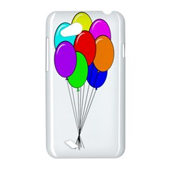 Colorful Balloons HTC Desire VC (T328D) Hardshell Case