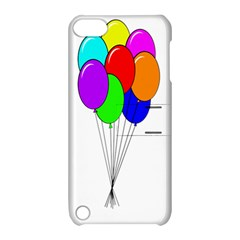 Colorful Balloons Apple iPod Touch 5 Hardshell Case with Stand