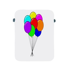 Colorful Balloons Apple Ipad 2/3/4 Protective Soft Cases