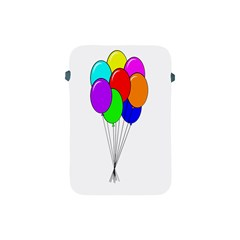 Colorful Balloons Apple iPad Mini Protective Soft Cases
