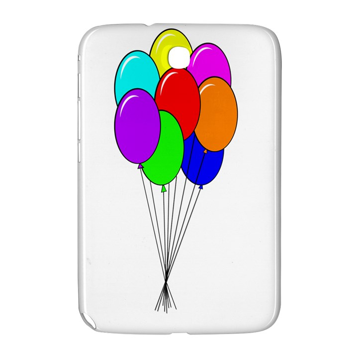 Colorful Balloons Samsung Galaxy Note 8.0 N5100 Hardshell Case