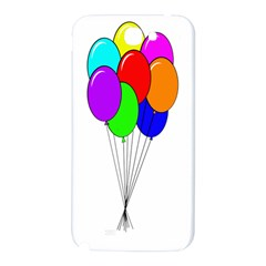 Colorful Balloons Samsung Note 2 N7100 Hardshell Back Case