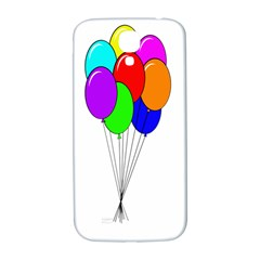 Colorful Balloons Samsung Galaxy S4 I9500/i9505  Hardshell Back Case