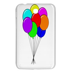 Colorful Balloons Samsung Galaxy Tab 3 (7 ) P3200 Hardshell Case