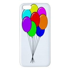 Colorful Balloons iPhone 5S/ SE Premium Hardshell Case