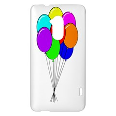 Colorful Balloons HTC One Max (T6) Hardshell Case