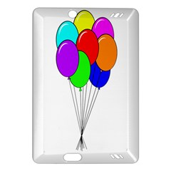 Colorful Balloons Amazon Kindle Fire Hd (2013) Hardshell Case
