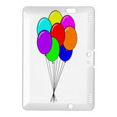 Colorful Balloons Kindle Fire Hdx 8 9  Hardshell Case