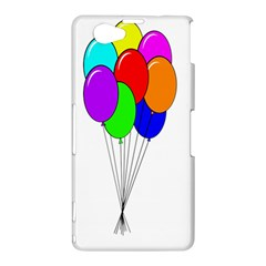 Colorful Balloons Sony Xperia Z1 Compact
