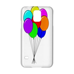 Colorful Balloons Samsung Galaxy S5 Hardshell Case