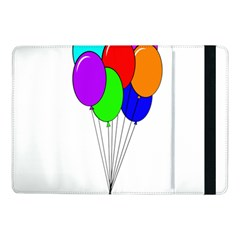 Colorful Balloons Samsung Galaxy Tab Pro 10.1  Flip Case