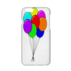 Colorful Balloons Apple iPhone 6/6S Hardshell Case