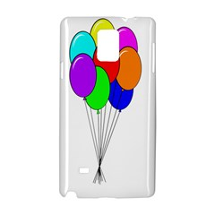 Colorful Balloons Samsung Galaxy Note 4 Hardshell Case