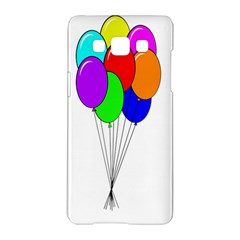 Colorful Balloons Samsung Galaxy A5 Hardshell Case