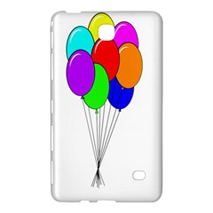 Colorful Balloons Samsung Galaxy Tab 4 (8 ) Hardshell Case