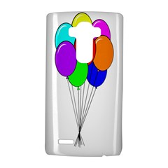 Colorful Balloons LG G4 Hardshell Case