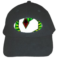 Decorative Snake Black Cap