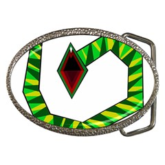Decorative Snake Belt Buckles