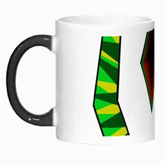 Decorative Snake Morph Mugs