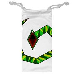 Decorative Snake Jewelry Bags