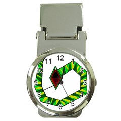 Decorative Snake Money Clip Watches