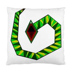 Decorative Snake Standard Cushion Case (two Sides)